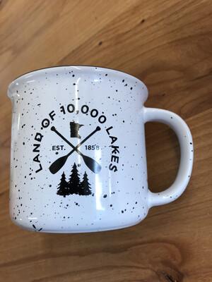 10K Lakes Campfire Mug