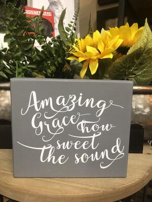 Amazing Grace Box