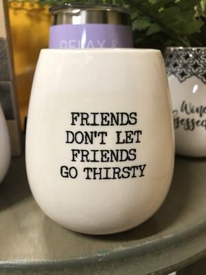 Go Thirsty