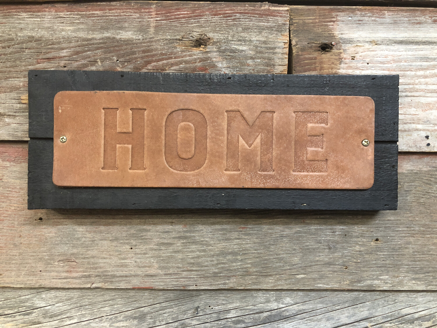 Leather HOME
