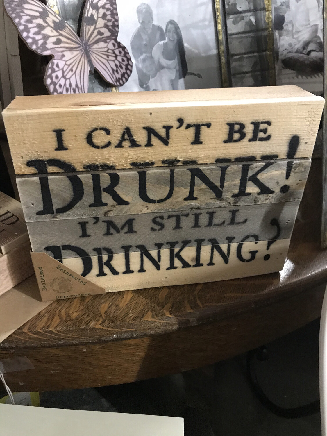 I Can't Be Drunk