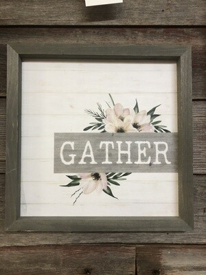Gather Flowers