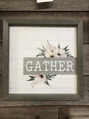 Gather Flowers