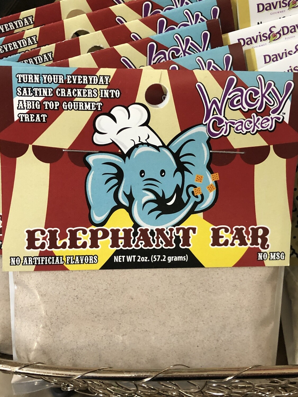 Wacky Cracker Elephant Ear