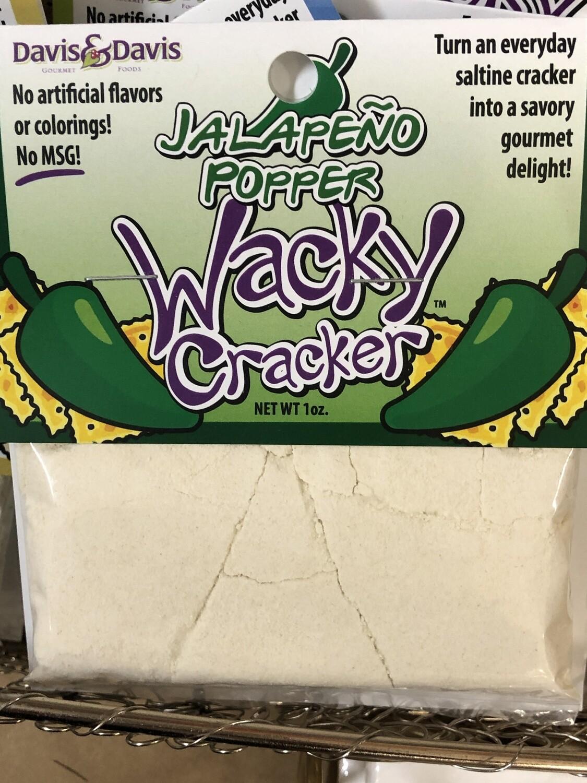 Wacky Cracker Jalapeno Popper