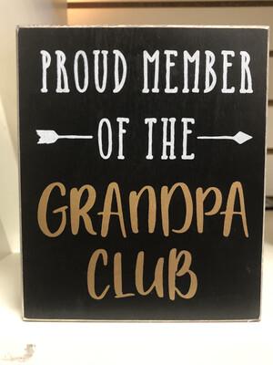 Grandpa Club
