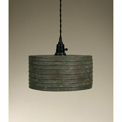 Textured Pendant Lamp