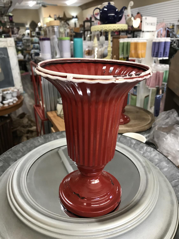 Red Urn