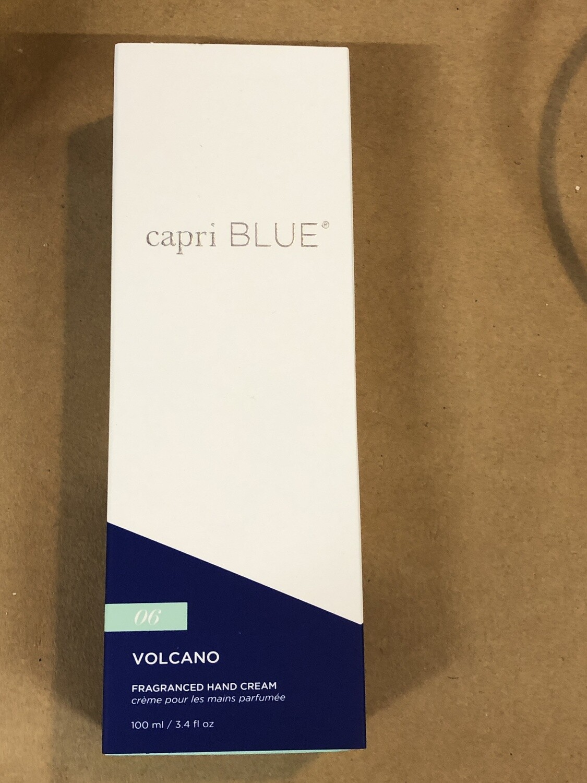 Volcano Hand Cream