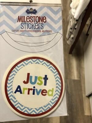 milestone stickers