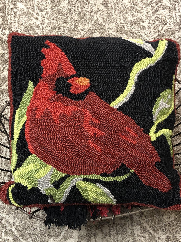 Hooked Cardinal