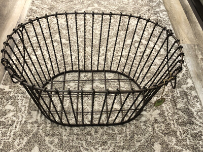Twisted Wire Basket