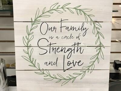 Circle of Strength