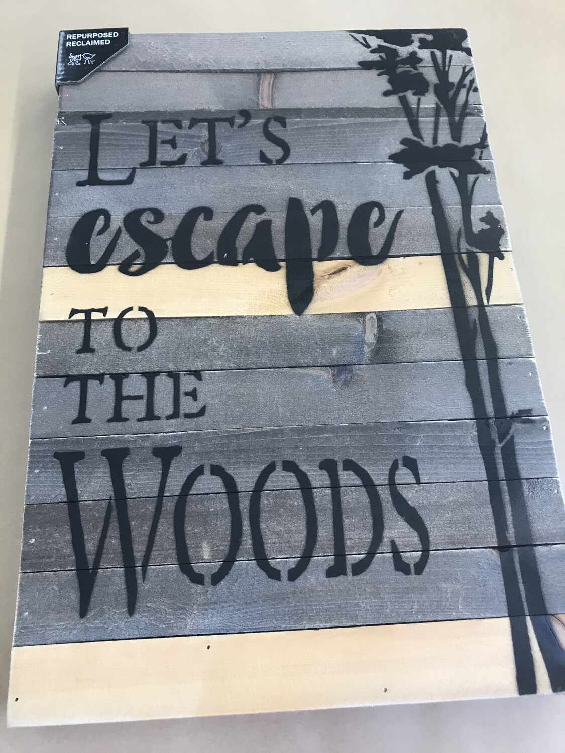 Escape to the Woods