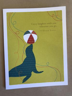 Birthday Card No. 5320