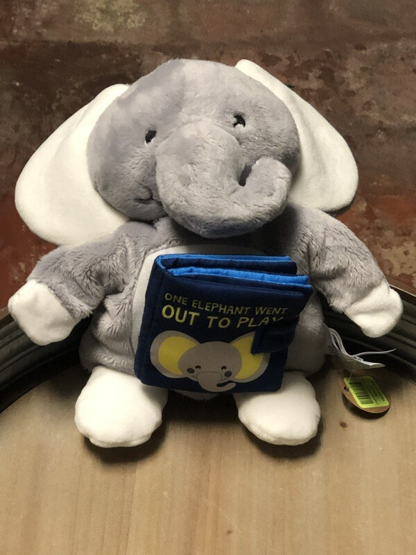 Elephant Went to Play
