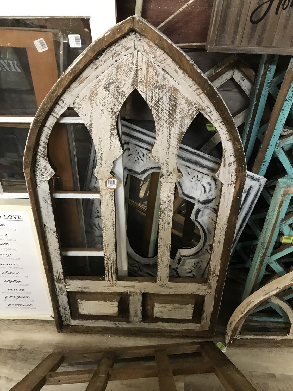 Ivory Ravenna Window