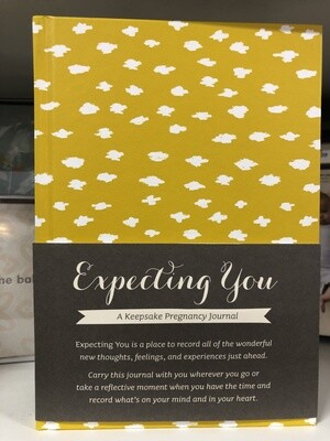 Expecting You Pregnancy Journal