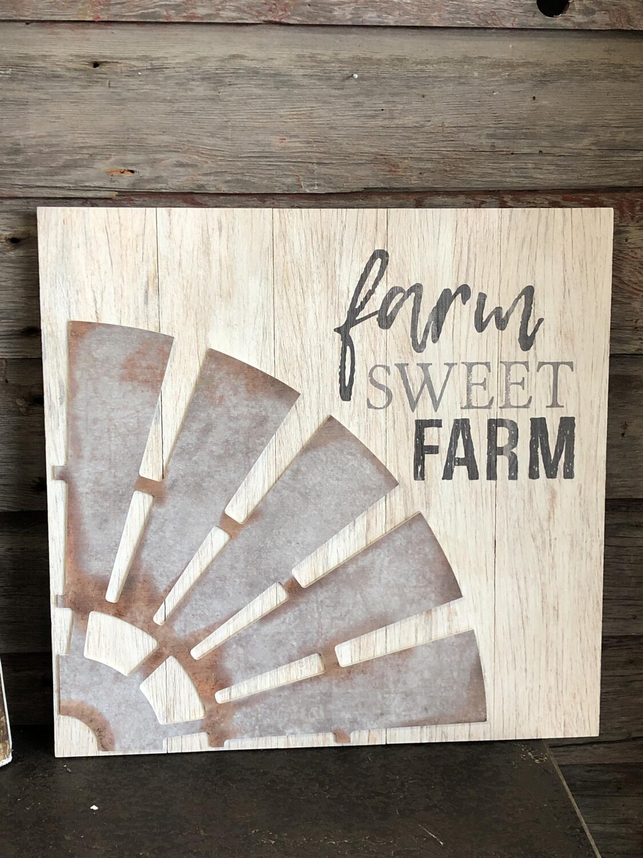 Windmill Sweet Farm