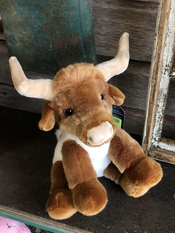 Stuffed Bull