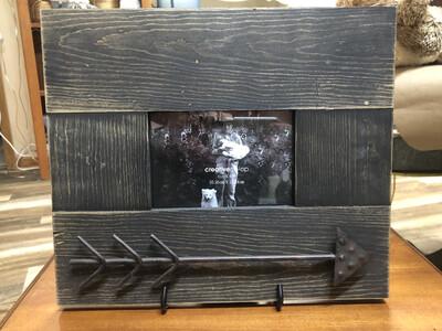 4x6 Frame with Arrow