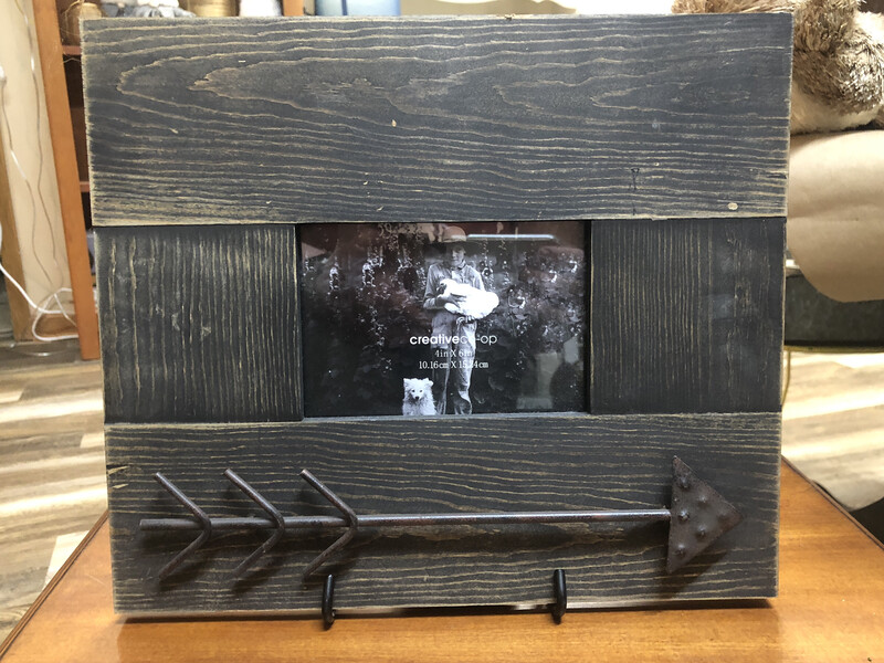 4x6 Frame with Arrow