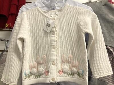 Bunny Sweater 12-18M