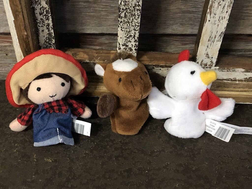 Farm Puppet