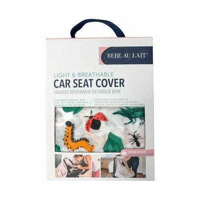 Bugs Car Seat Cover