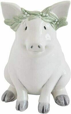 Ivory Pig Bank