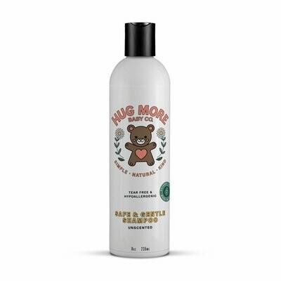 Safe & Gentle Baby Shampoo