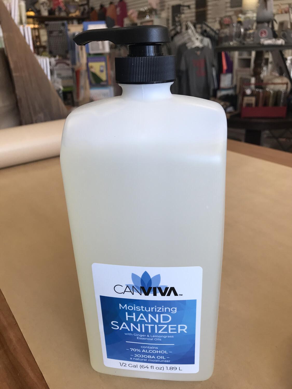 1/2 Gal Sanitizer
