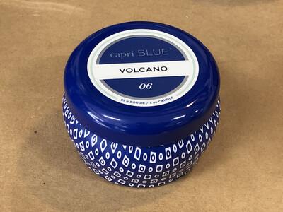 Volcano Mini Tin