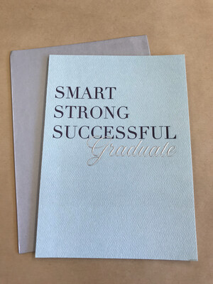 Smart Strong Successful