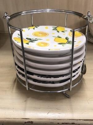 Lemon Appetizer Set