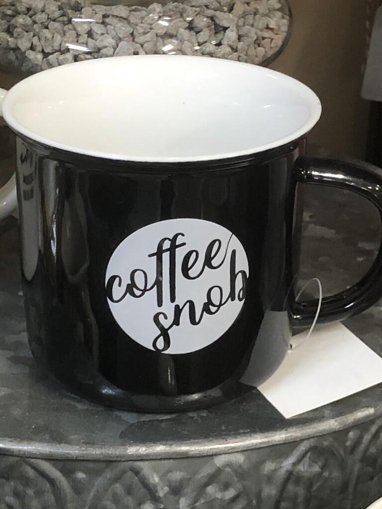 Coffee Snob mug