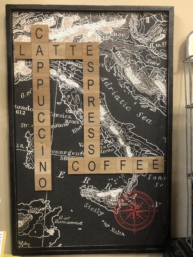 Scrabble Coffee