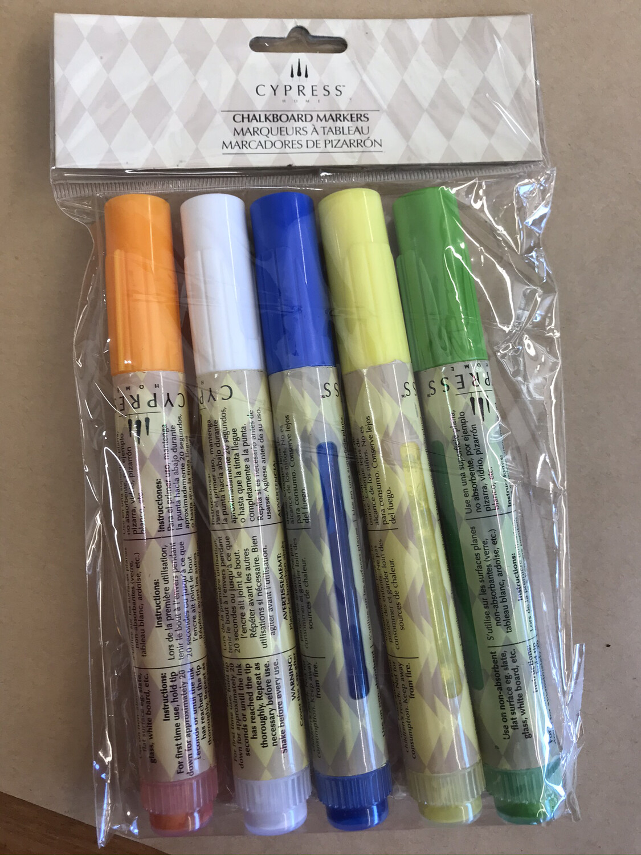 Washable Chalk Markers