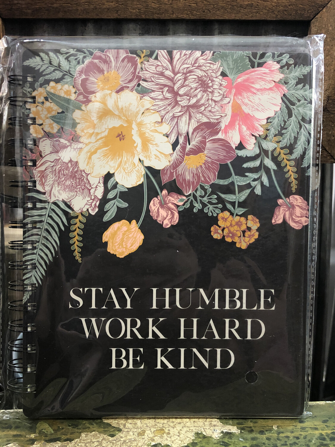 Stay Humble Notebook