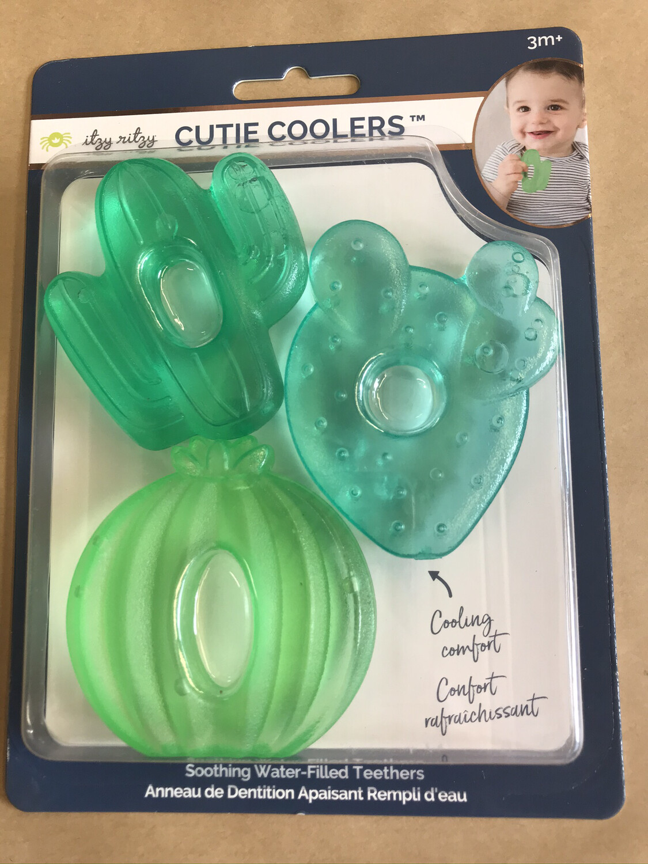 Cutie Coolers Cactus Teethers