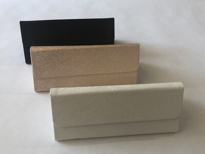 Tri-Fold Sunglass Case