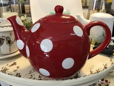 Red Dot Teapot