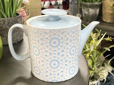 Teapot Circlet Blue