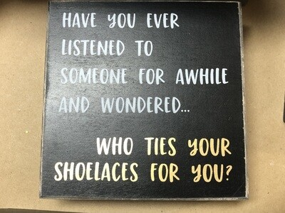 Shoelaces