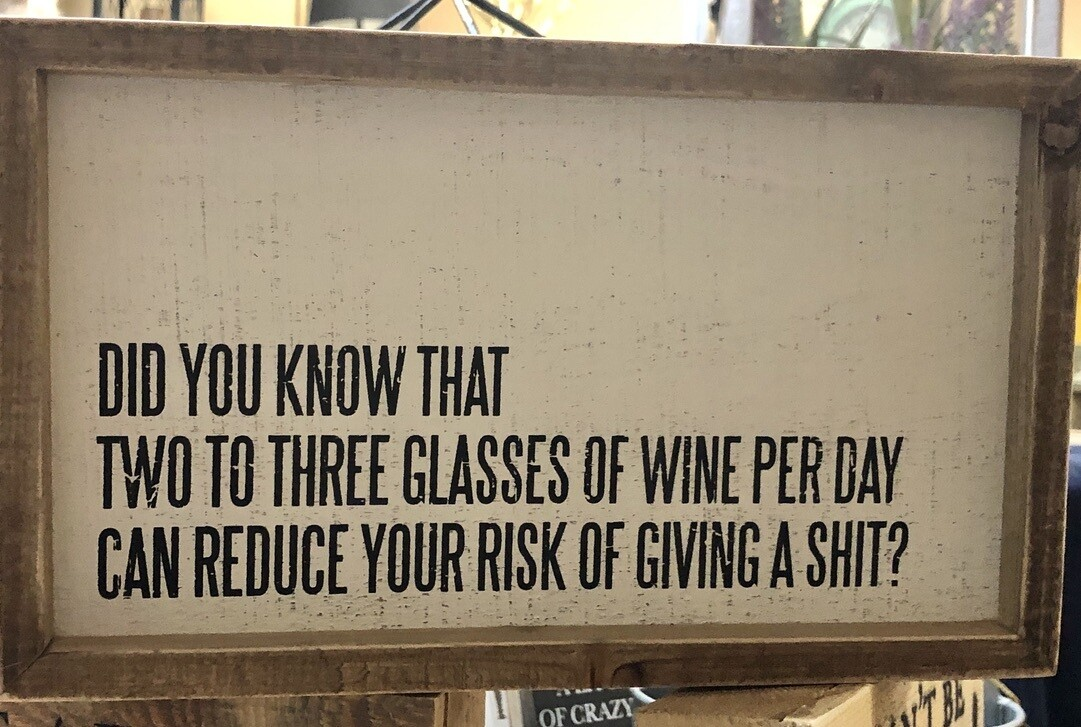 Risk of Giving...