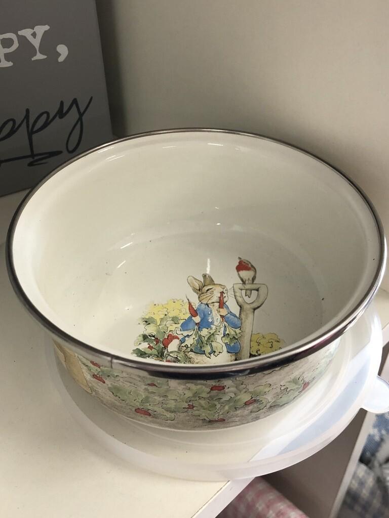 Beatrix Potter Bowl