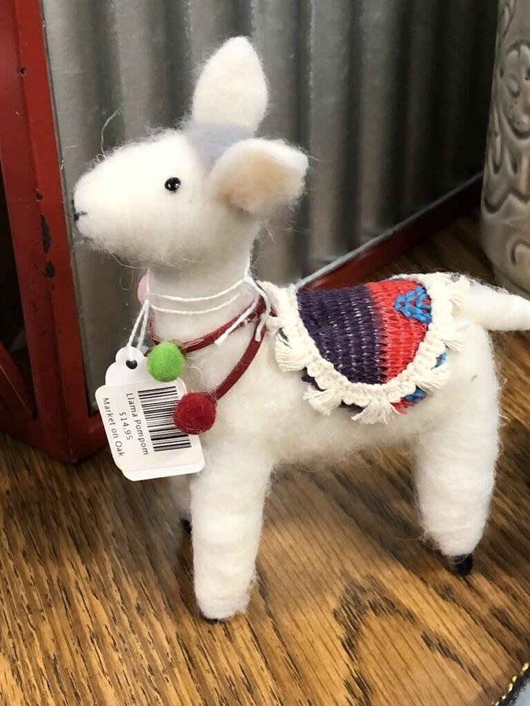Llama Pompom