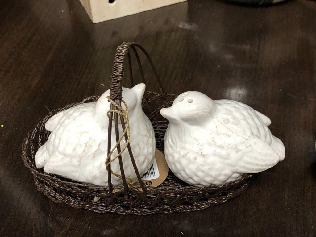Bird S&P Basket