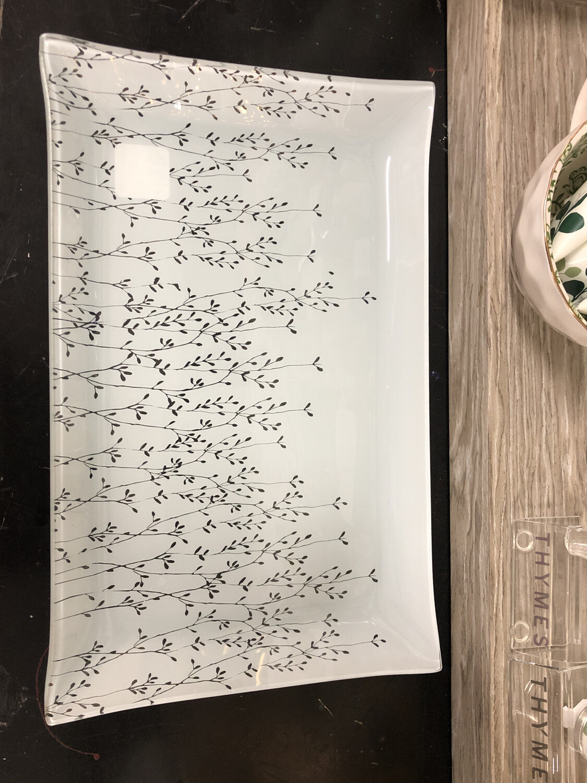 Vine Pressed Plate