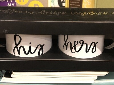 His & Hers Set